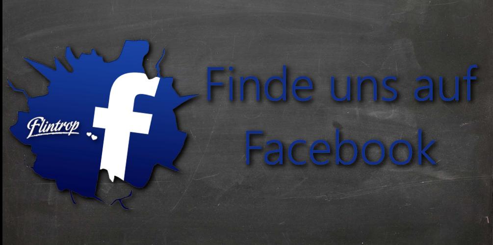 Finde uns auch auf Facebook.